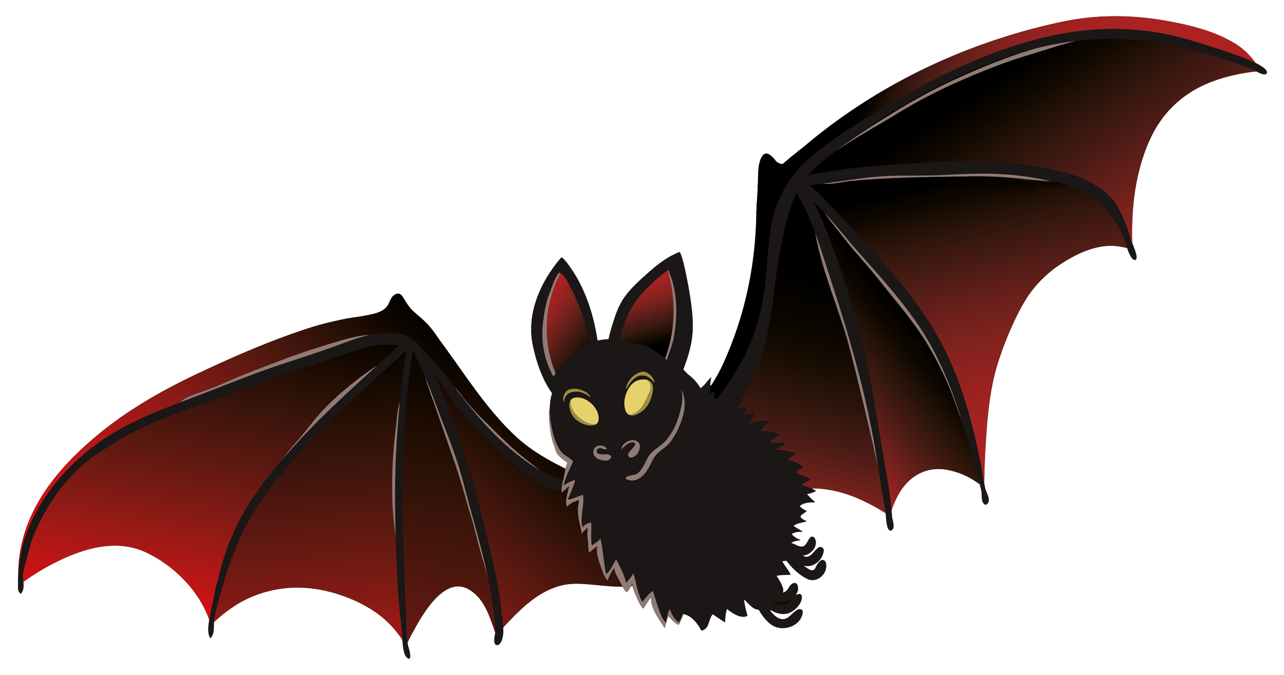 Clipart halloween bat clip transparent stock 28+ Collection of Bat Clipart Images | High quality, free cliparts ... clip transparent stock