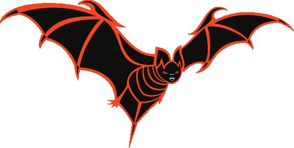 Bat scary clipart clip art royalty free stock Scary bat pictures clipart image #33064 clip art royalty free stock