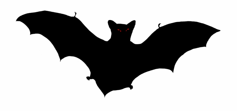 Bat scary clipart svg free download Scary Halloween Bats Free PNG Images & Clipart Download #241140 ... svg free download