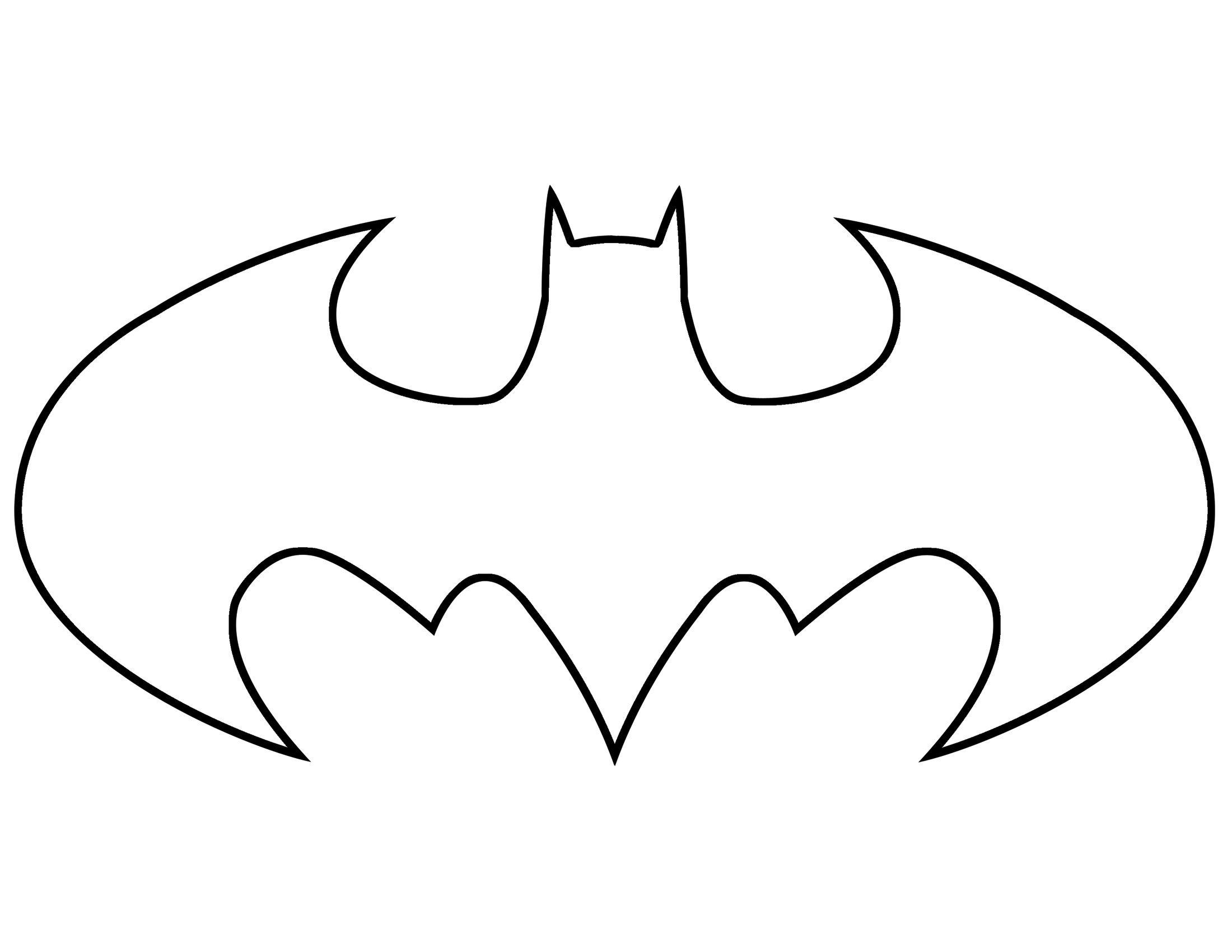 Batman logo clipart template free stock batman clipart | 45 batman symbol template free cliparts that you ... free stock