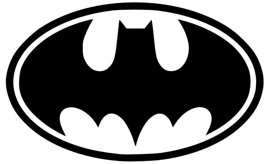 Bat symbol clipart graphic library library Free Batman Symbol, Download Free Clip Art, Free Clip Art on Clipart ... graphic library library