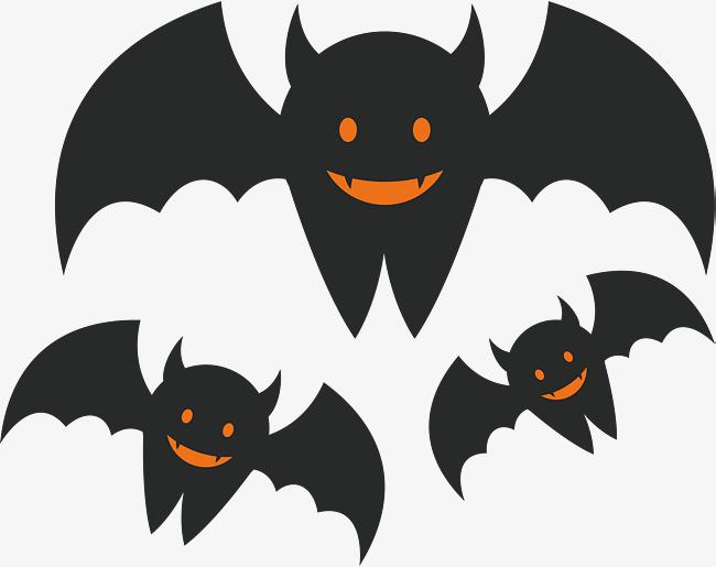 Bat vector clipart image transparent Black Vampire Bat Vector Clipart PNG And Useful Fantastic 10   www ... image transparent