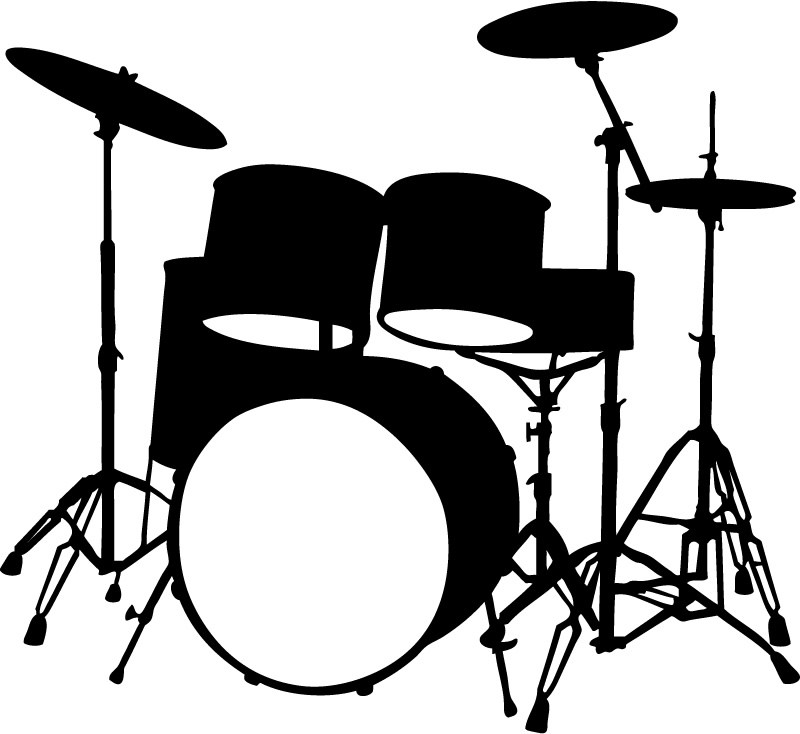 Baterias clipart png black and white Bateria clipart 3 » Clipart Portal png black and white