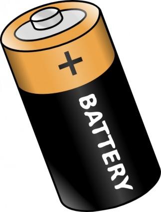 Baterias clipart clip freeuse stock Clipart De Bateria-Vector Clipart-Free Vector Download Grátis clip freeuse stock