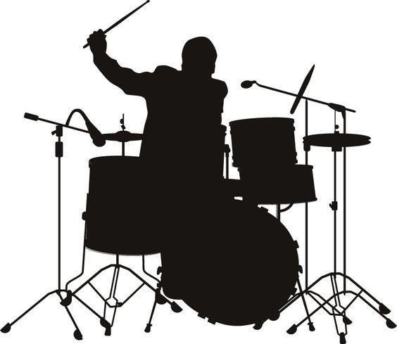 Baterista clipart banner transparent stock Drums Pictures - Cliparts.co | Baterias e bateristas em 2019 ... banner transparent stock