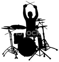 Baterista clipart banner library download Baterista imagens vetoriais - Clipart.me banner library download