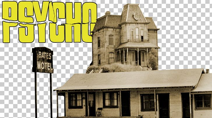 Bates motel clipart jpg black and white stock Psycho House Marion Crane Universal Studios Hollywood Film PNG ... jpg black and white stock