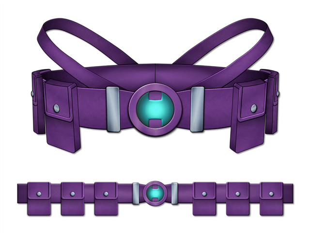 Batgirl utility belt clipart png banner library download How to Make a Utility Belt – The Foam Cave banner library download