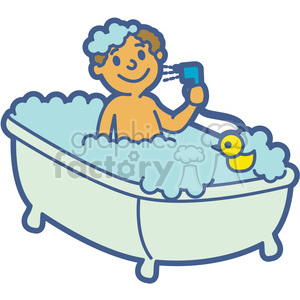 Bathing clipart graphic library download bath clipart - Royalty-Free Images | Graphics Factory graphic library download