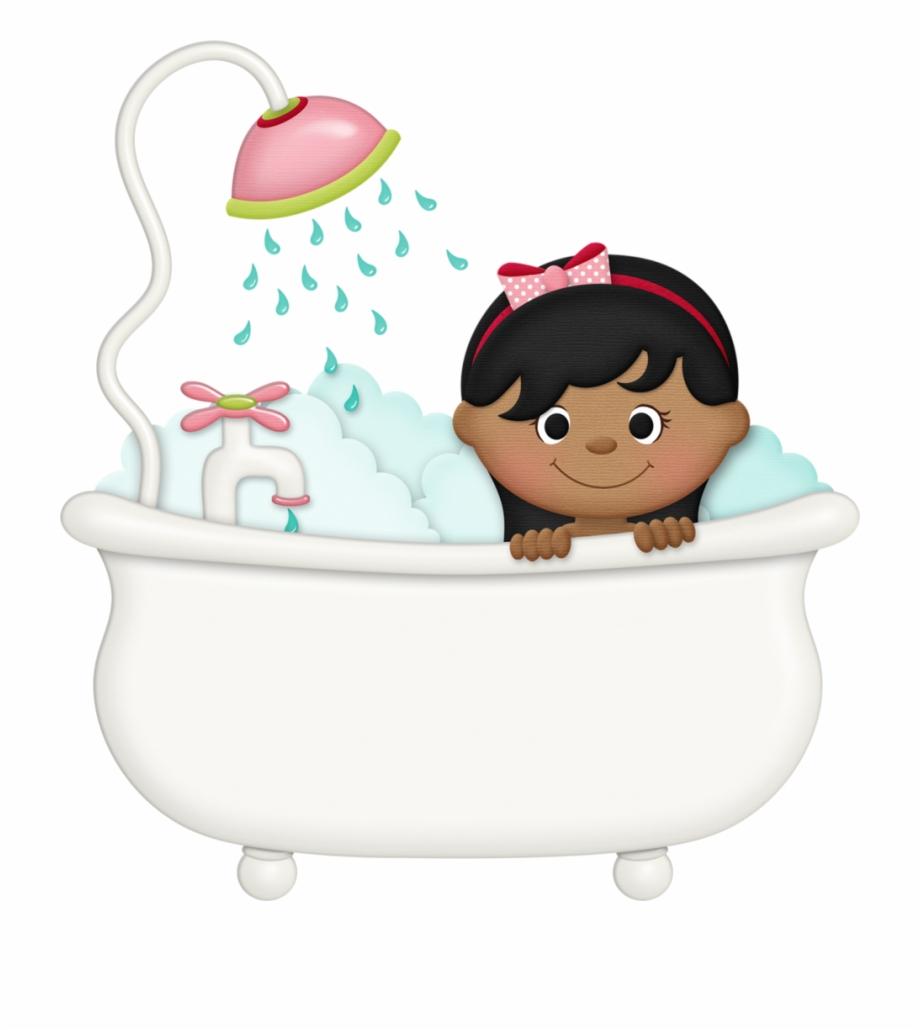 Bath clipart clip Svg Free Stock Taking A Bath Clipart - Take A Bath Everyday Clipart ... clip