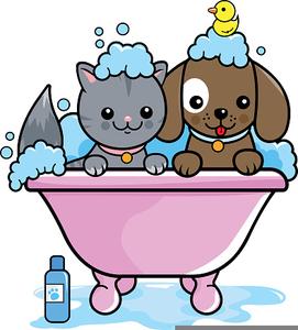 Bath dog clipart clip art download Free Dog Bath Clipart | Free Images at Clker.com - vector clip art ... clip art download