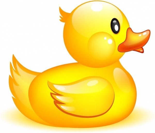 Clipart Of Ducks