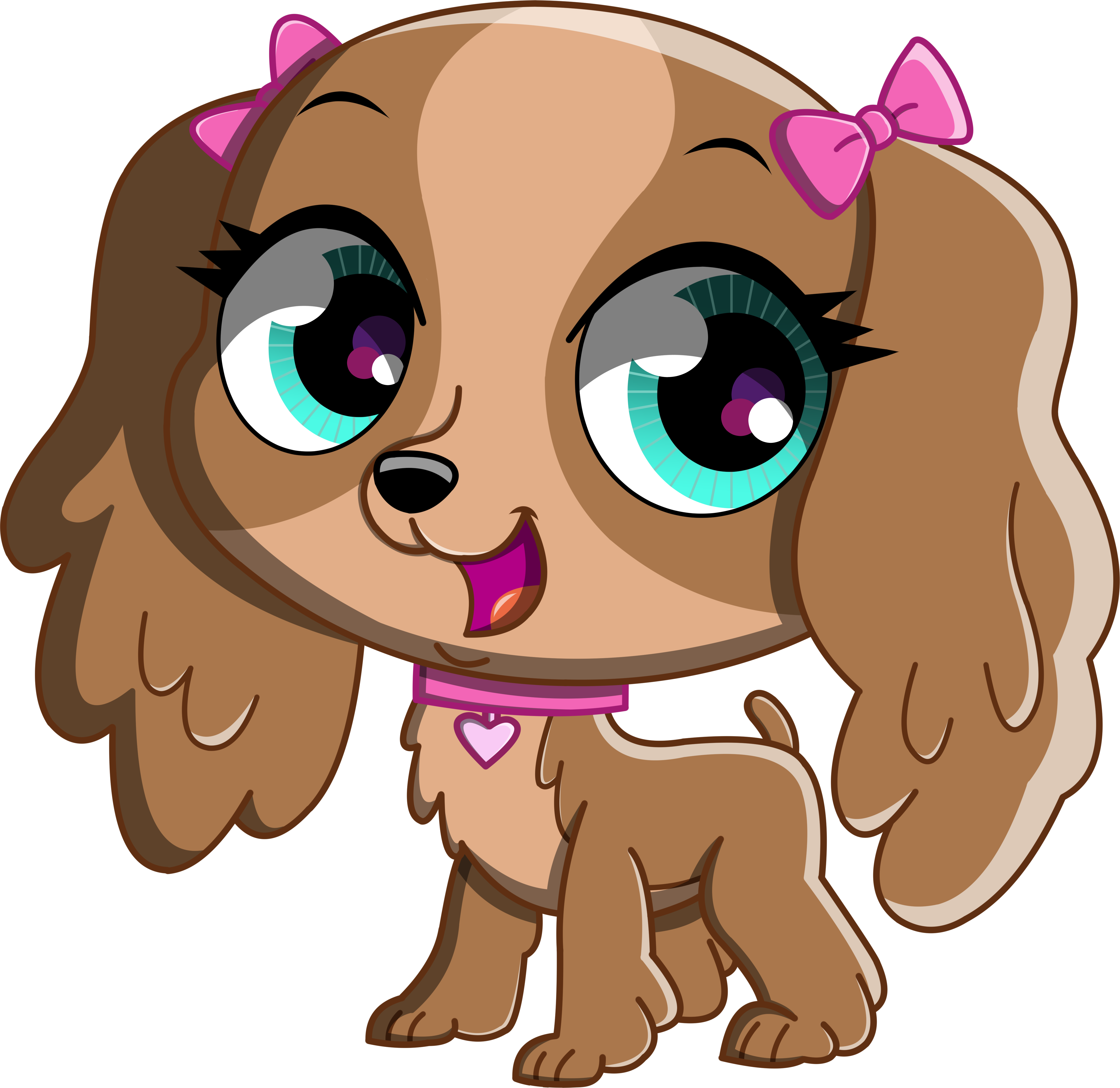 Shivering dog clipart image download nutmeg_dash_vector_by_ionteiichi-dbabrmy.png (4850×4710) | Littlest ... image download