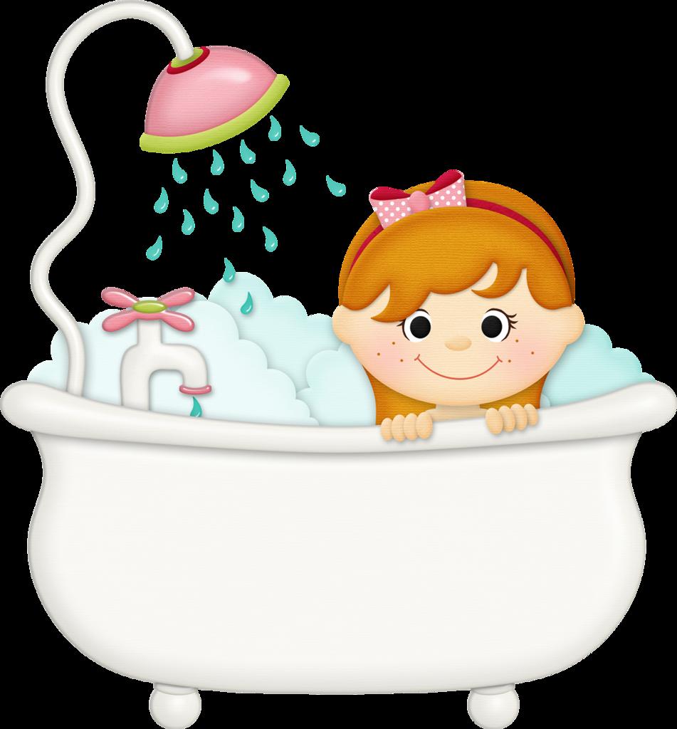 Bathtub of money clipart banner royalty free CH.B *✿* SqueakyClean, | Dibujos infantiles y bebe | Pinterest ... banner royalty free