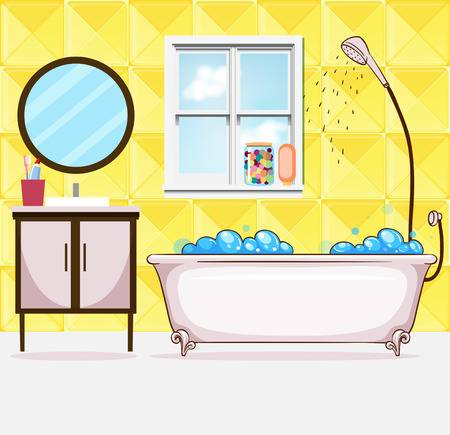 Bathroom pictures clipart clip art freeuse library Creative Bathroom Clipart 450 x 450 | Leopediastore clip art freeuse library