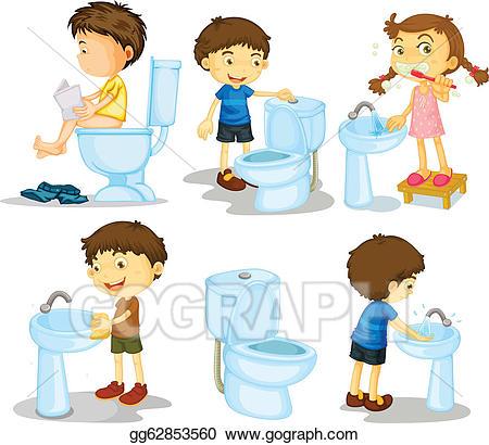 Bathroom clipart for kids jpg download Bathroom clipart for kids 3 » Clipart Station jpg download