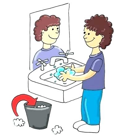 Bathroom rules clipart free stock School Bathroom Cliparts - Making-The-Web.com free stock