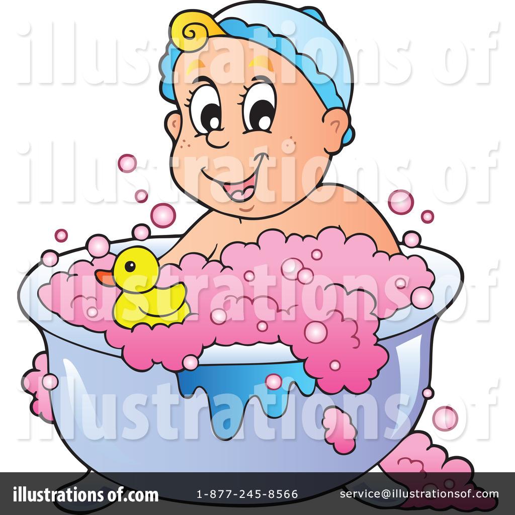 Bathtime clipart image royalty free Bath Time Clipart #1057403 - Illustration by visekart image royalty free