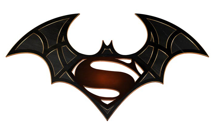 Batman and superman clipart clipart library Batman vs superman clipart - ClipartFest clipart library