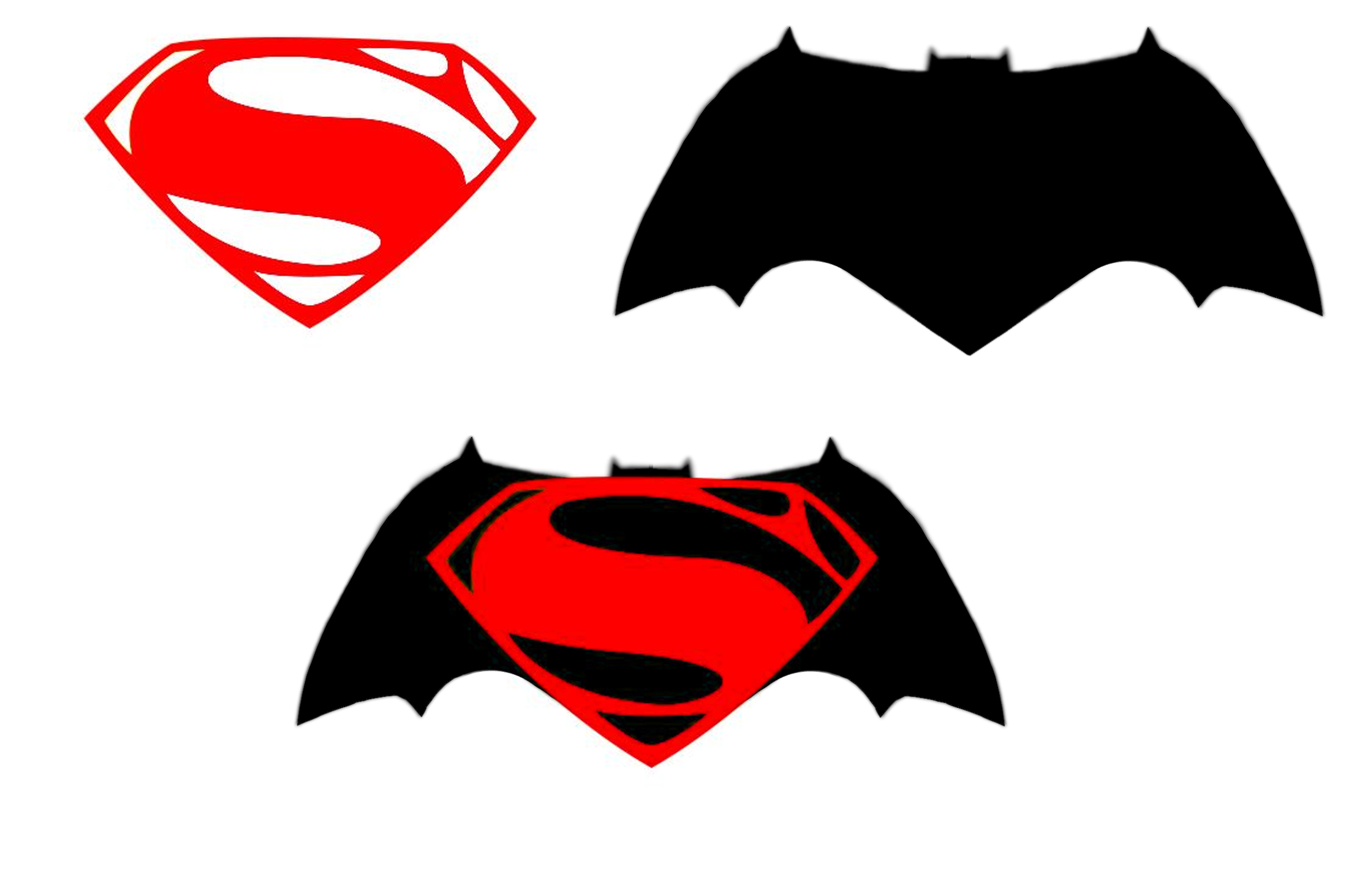 Superman clipart free clipart transparent library Batman and superman clipart outline - ClipartFest clipart transparent library