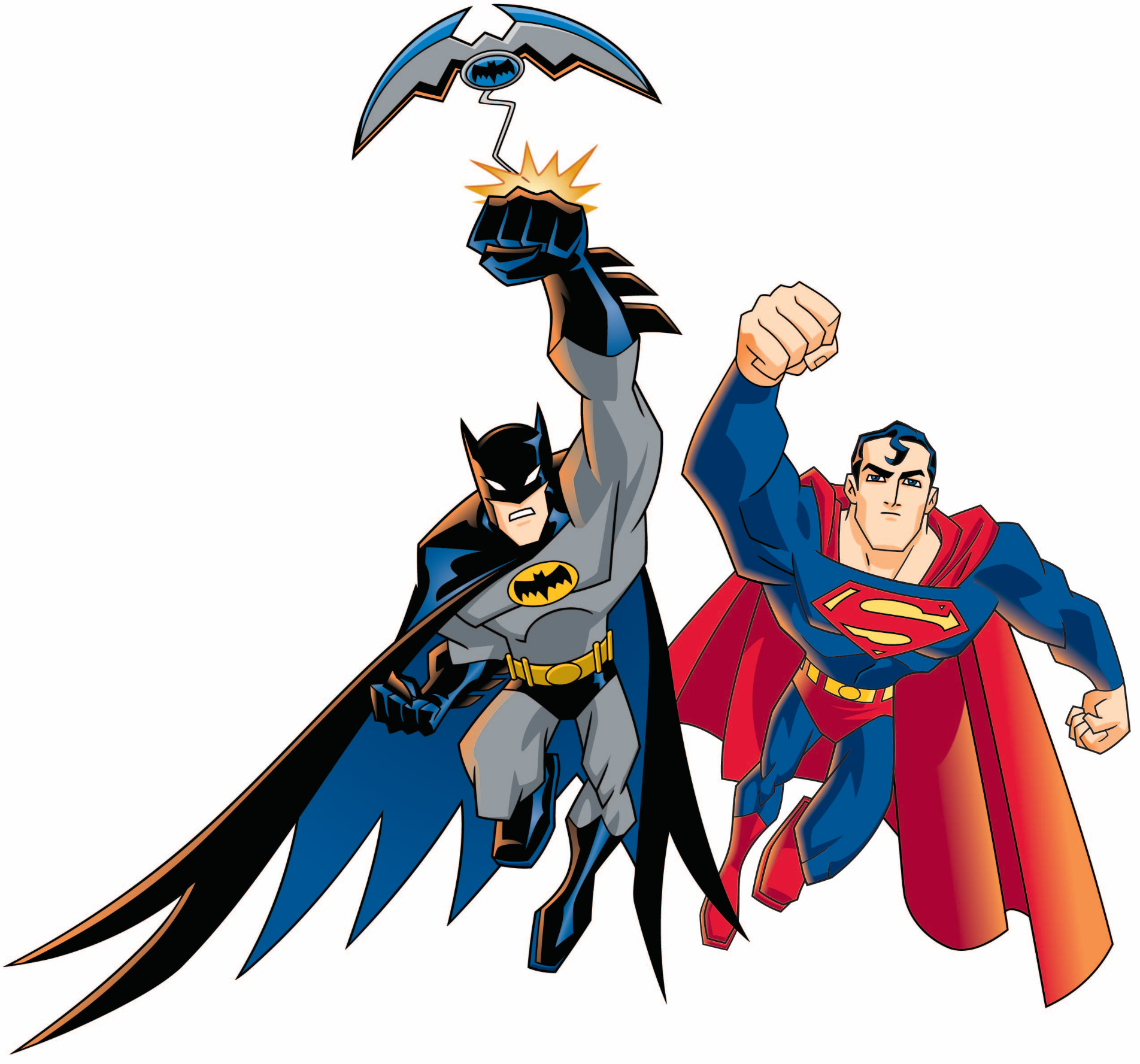 Batman and superman clipart clipart freeuse stock Superman batman hd clipart - ClipartFox clipart freeuse stock