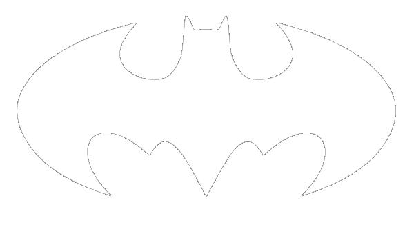 Batman logo clipart black and white png black and white download Free Batman Black And White Symbol, Download Free Clip Art, Free ... png black and white download