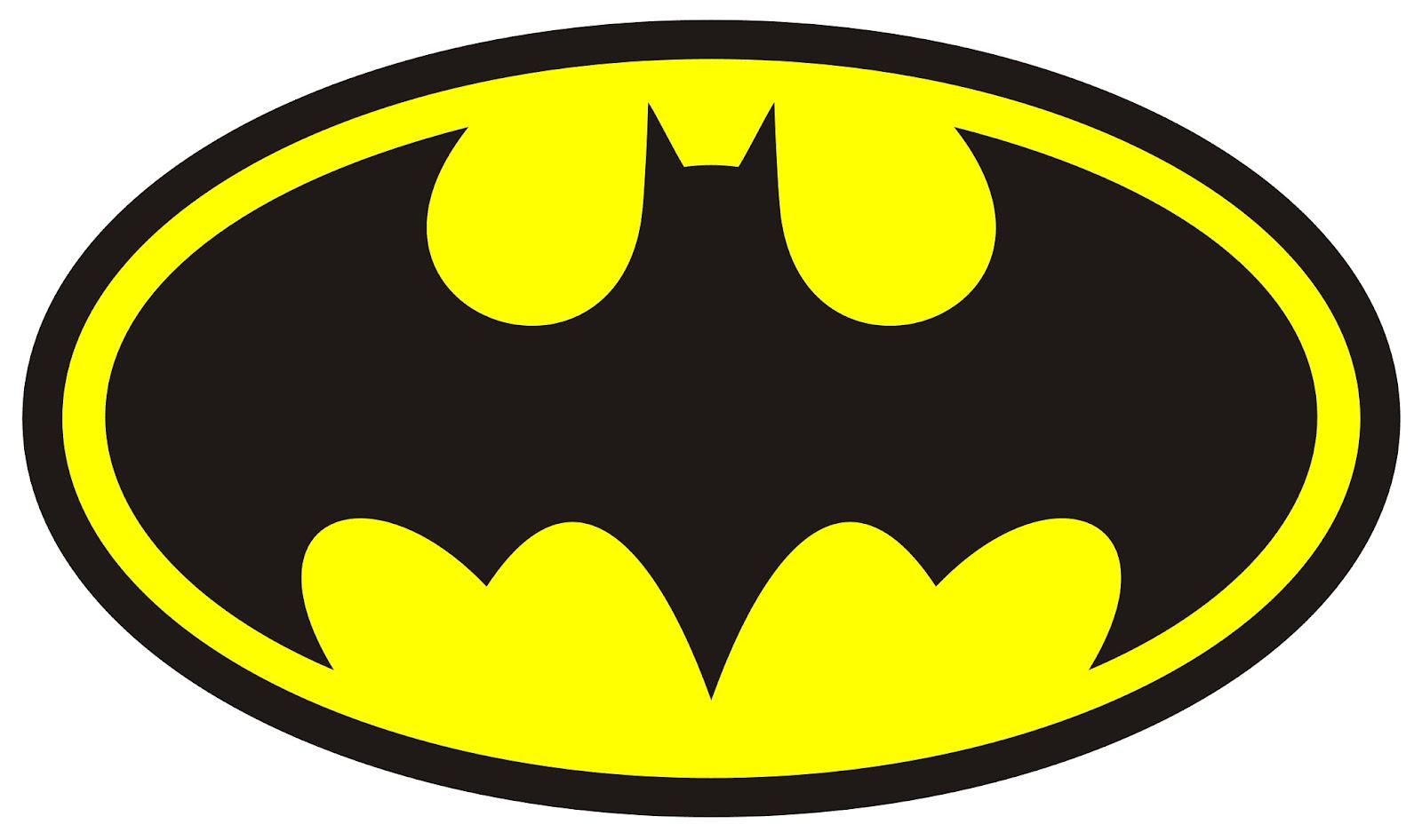 Batman logo clipart template clipart library stock Batman Logo Template - ClipArt Best clipart library stock