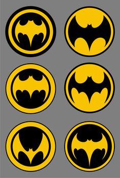 Batman running paint logo clipart svg library Pinterest svg library