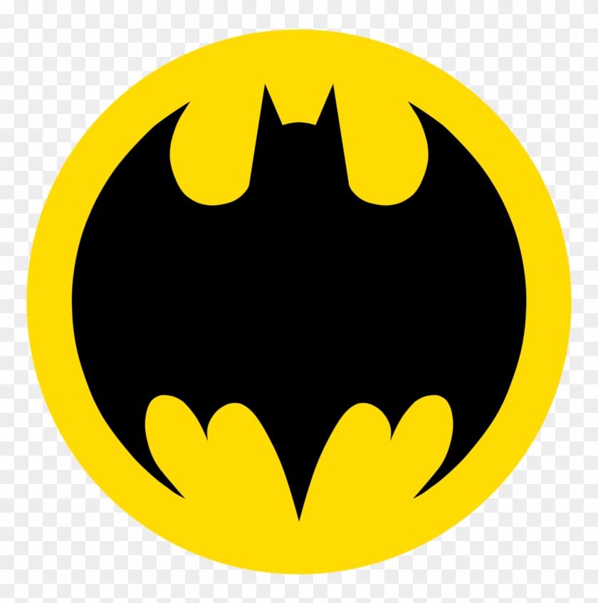 Batman running paint logo clipart svg free Bat Signal Png - Batman Logo Circle Png, Transparent Png - 894x894 ... svg free