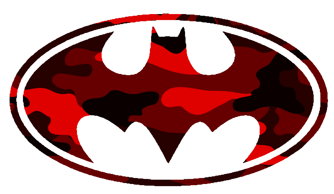 Batman throwing star clipart image library library Batman logo | Batman Logo Red Cut image - vector clip art online ... image library library