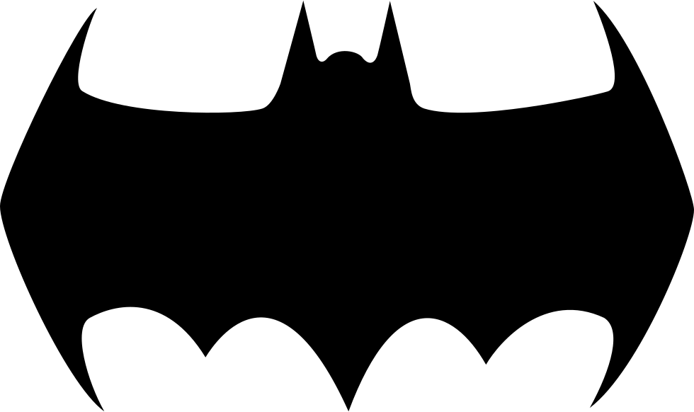 Batman throwing star clipart vector free library Batman Logo Silhouette at GetDrawings.com | Free for personal use ... vector free library