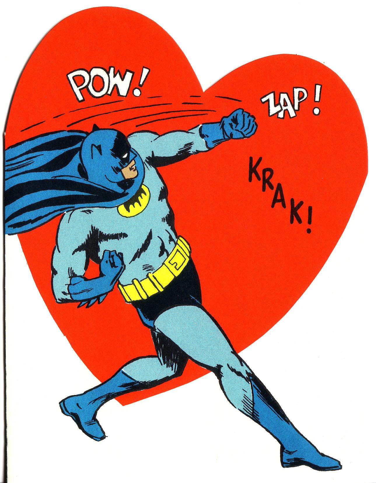Batman valentine clipart clip black and white download Free Superhero Valentine Cliparts, Download Free Clip Art, Free Clip ... clip black and white download