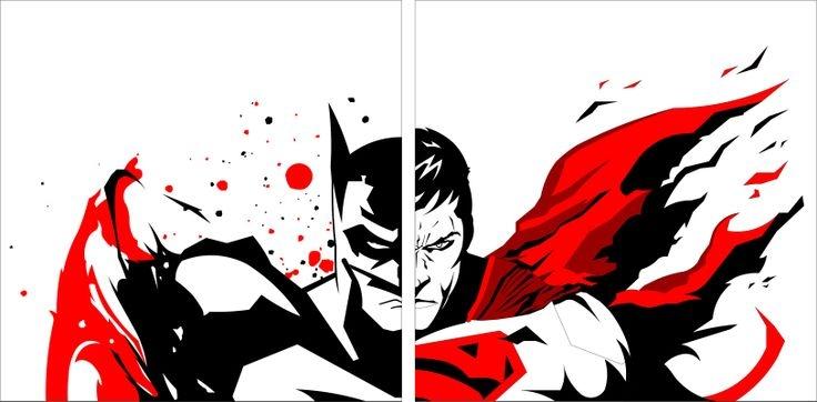 Batman vs superman clipart clip transparent Batman Vs Superman Clipart - clipartsgram.com clip transparent