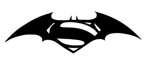 Batman vs superman clipart png freeuse Batman and superman clipart outline - ClipartFest png freeuse