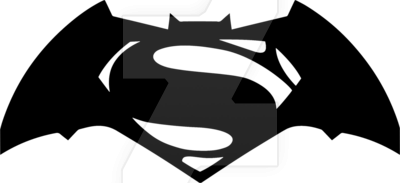 Batman vs superman clipart jpg royalty free library Superman and batman logo clipart - ClipartFox jpg royalty free library