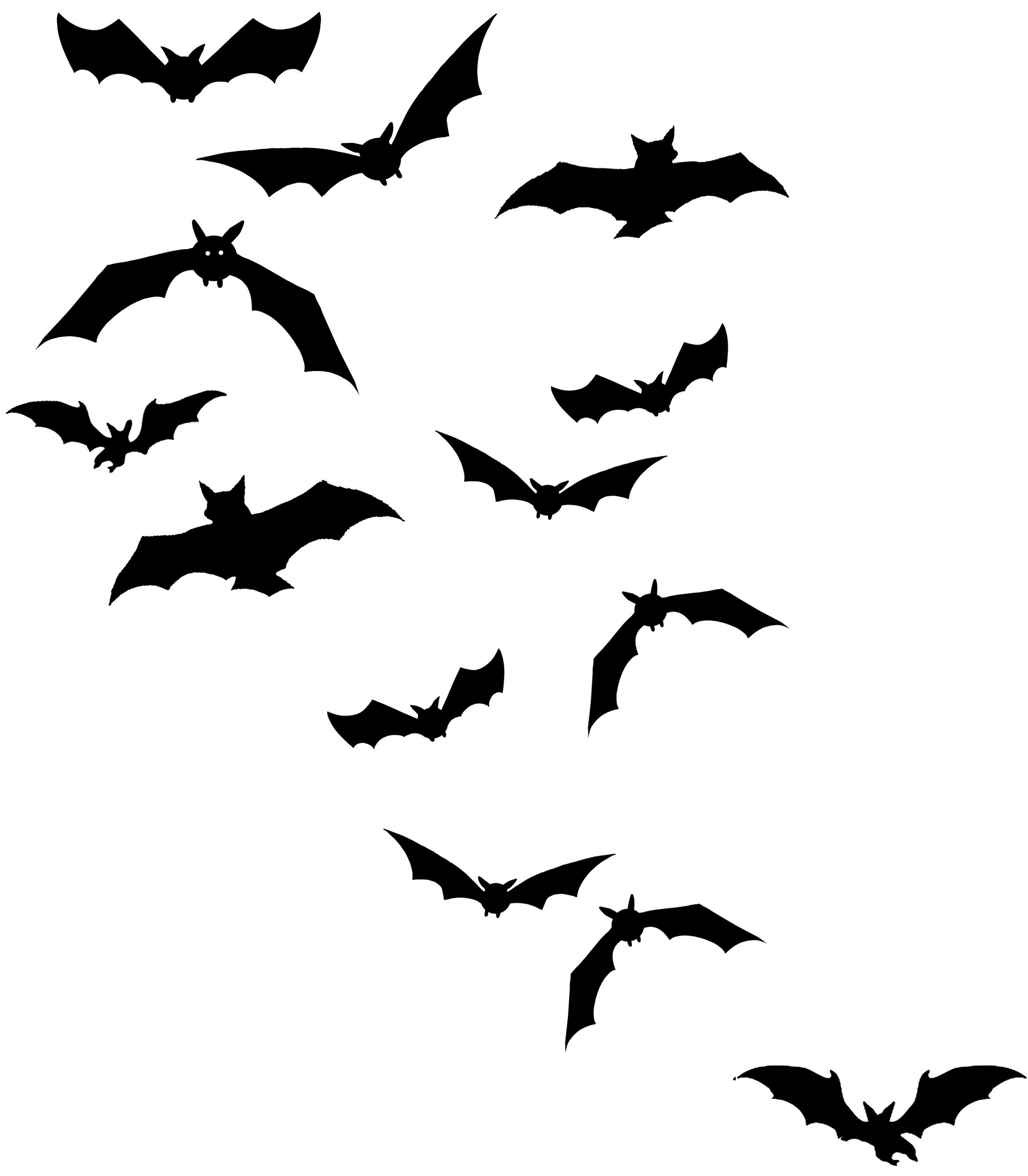 Bats flying at night clipart black and white download Images For > Animated Flying Bats | Tattoos | Batman tattoo, Tattoo ... download