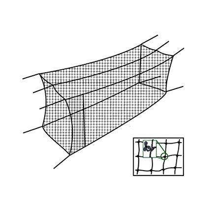 Batting cages clipart vector transparent Amazon.com : Cimarron Sports Training Aids 55x12x12 #42 Twisted Poly ... vector transparent