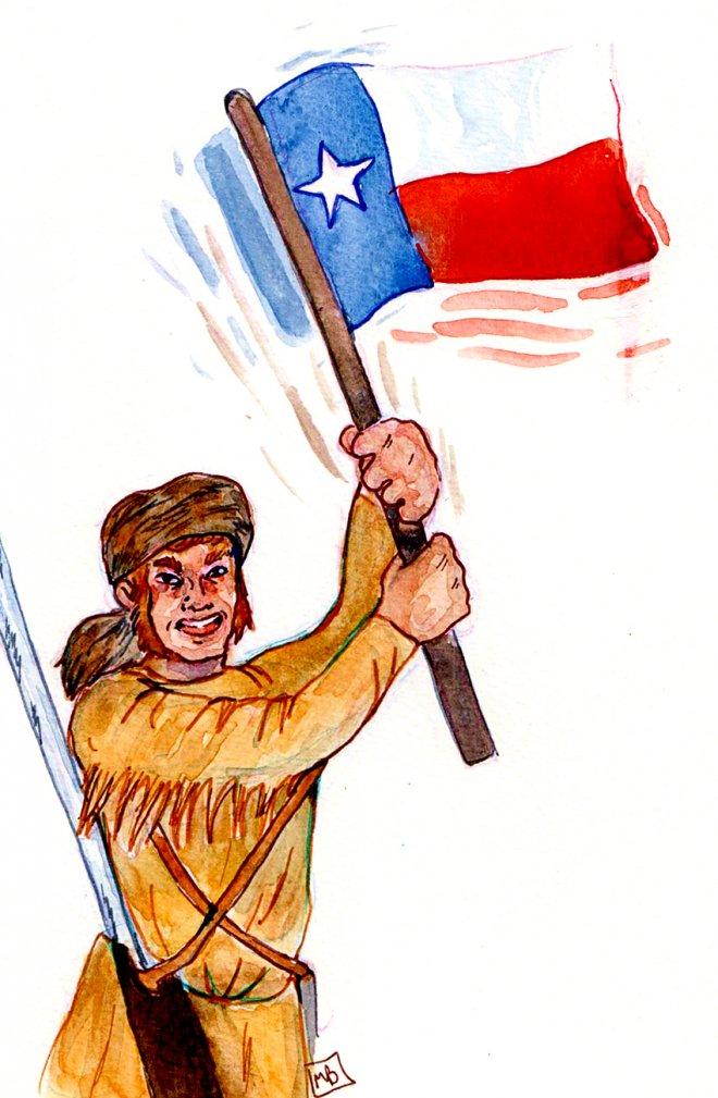 Battle of san jacinto clipart svg royalty free download Texans preserve the Battle of San Jacinto through reliving it | The ... svg royalty free download