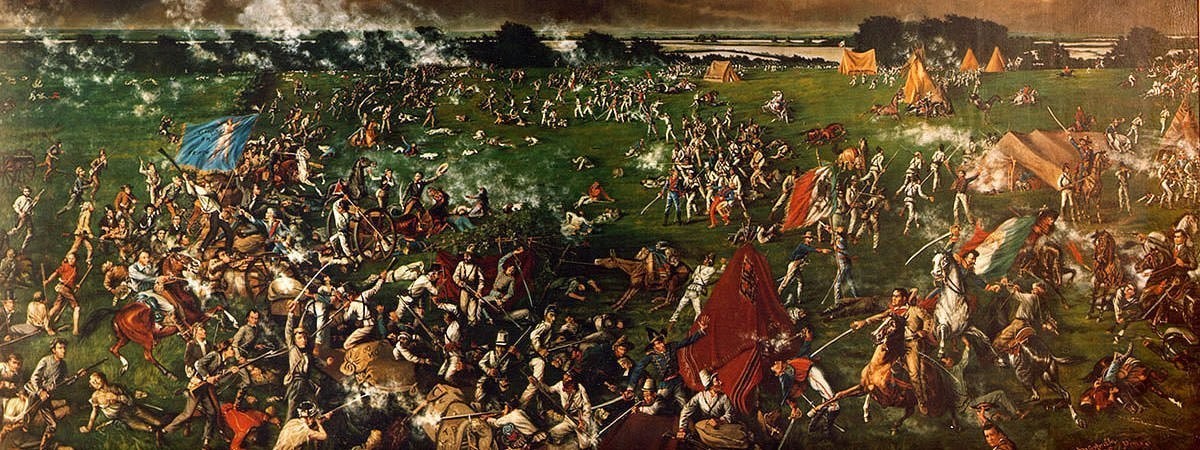Battle of san jacinto clipart freeuse download 10 Interesting Facts About The Battle of San Jacinto | Learnodo Newtonic freeuse download