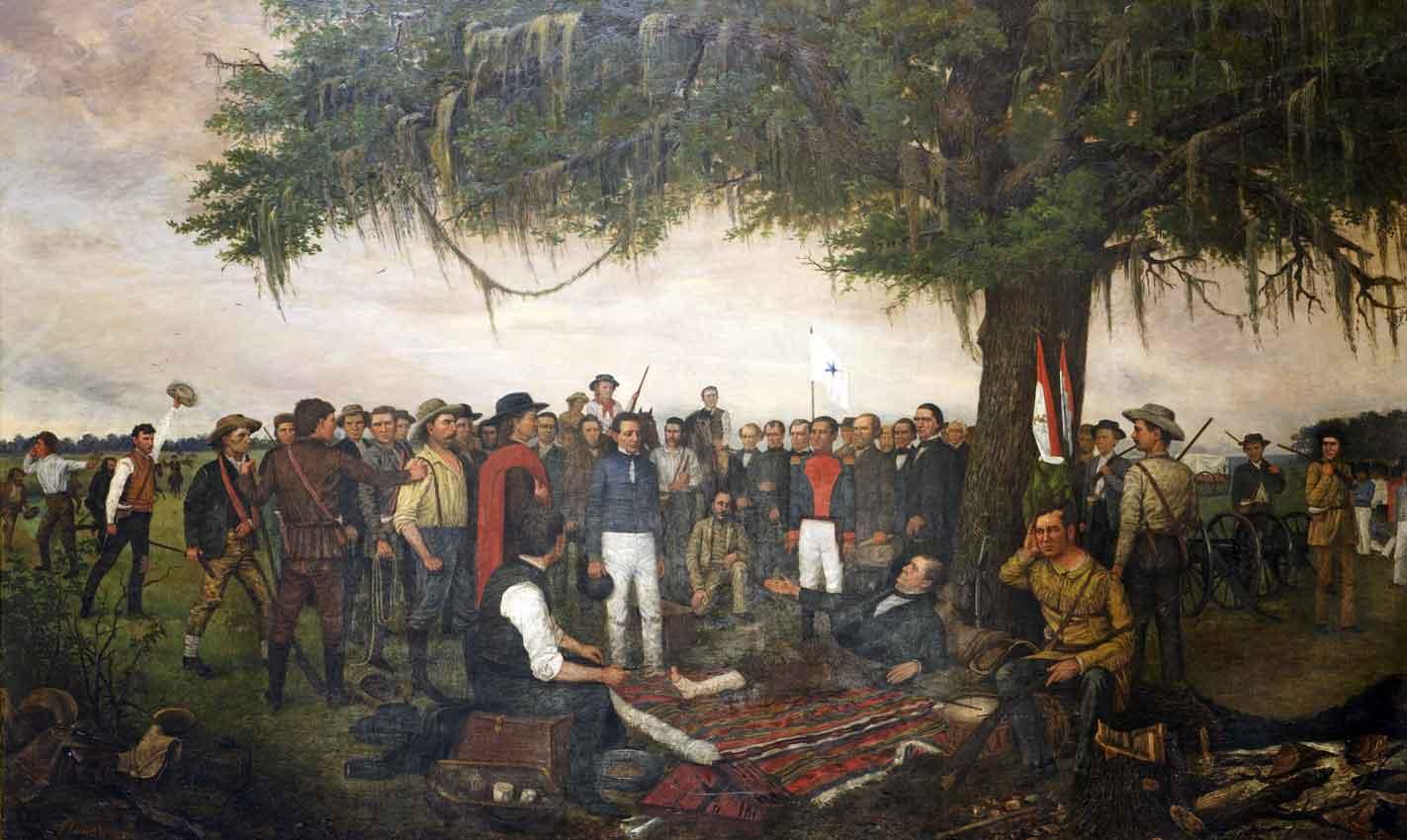 Battle of san jacinto clipart clipart royalty free Texas Travel clipart royalty free