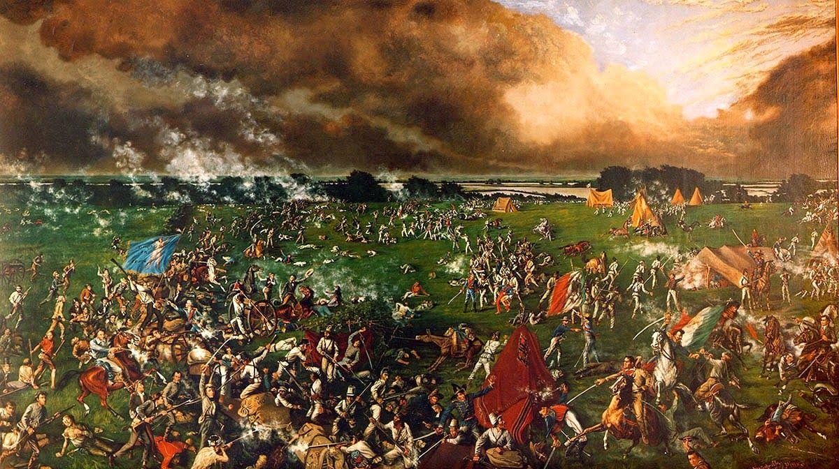 Battle of san jacinto clipart png stock Texas Battle of San Jacinto Public Domain Clip Art | History | Texas ... png stock