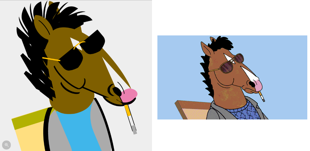 Battlefield 1 clipart picture transparent library I play Battlefield 1 and decided to make an emblem : BoJackHorseman picture transparent library
