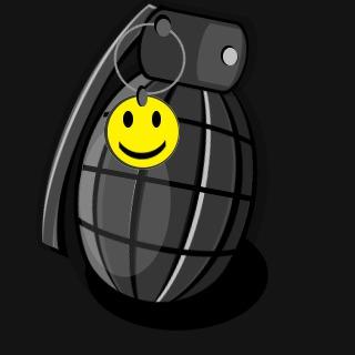 Battlefield bad company clipart graphic Battlefield Bad Company grenade » Emblems for Battlefield 1 ... graphic