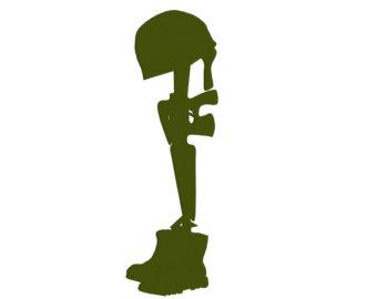 Battlefield cross clipart vector freeuse stock Battlefield cross | Etsy vector freeuse stock
