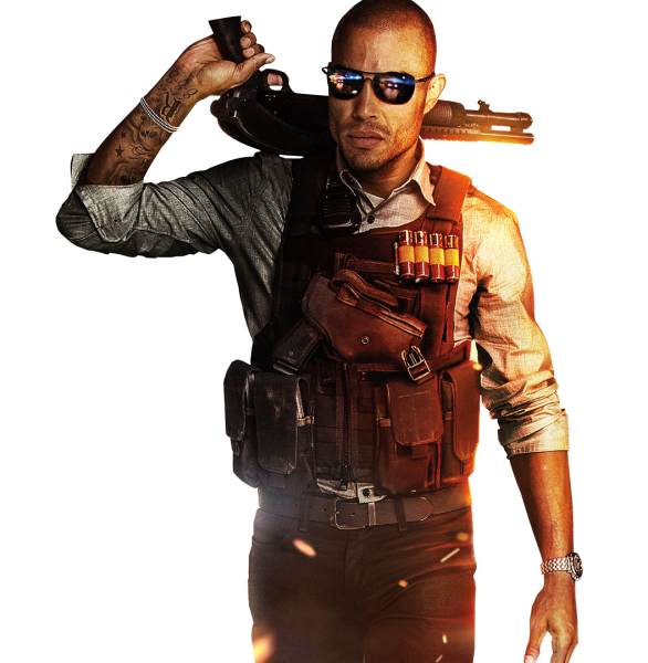 Battlefield hardline clipart png royalty free Battlefield Hardline PNG Transparent Images | Free Download Clip ... png royalty free