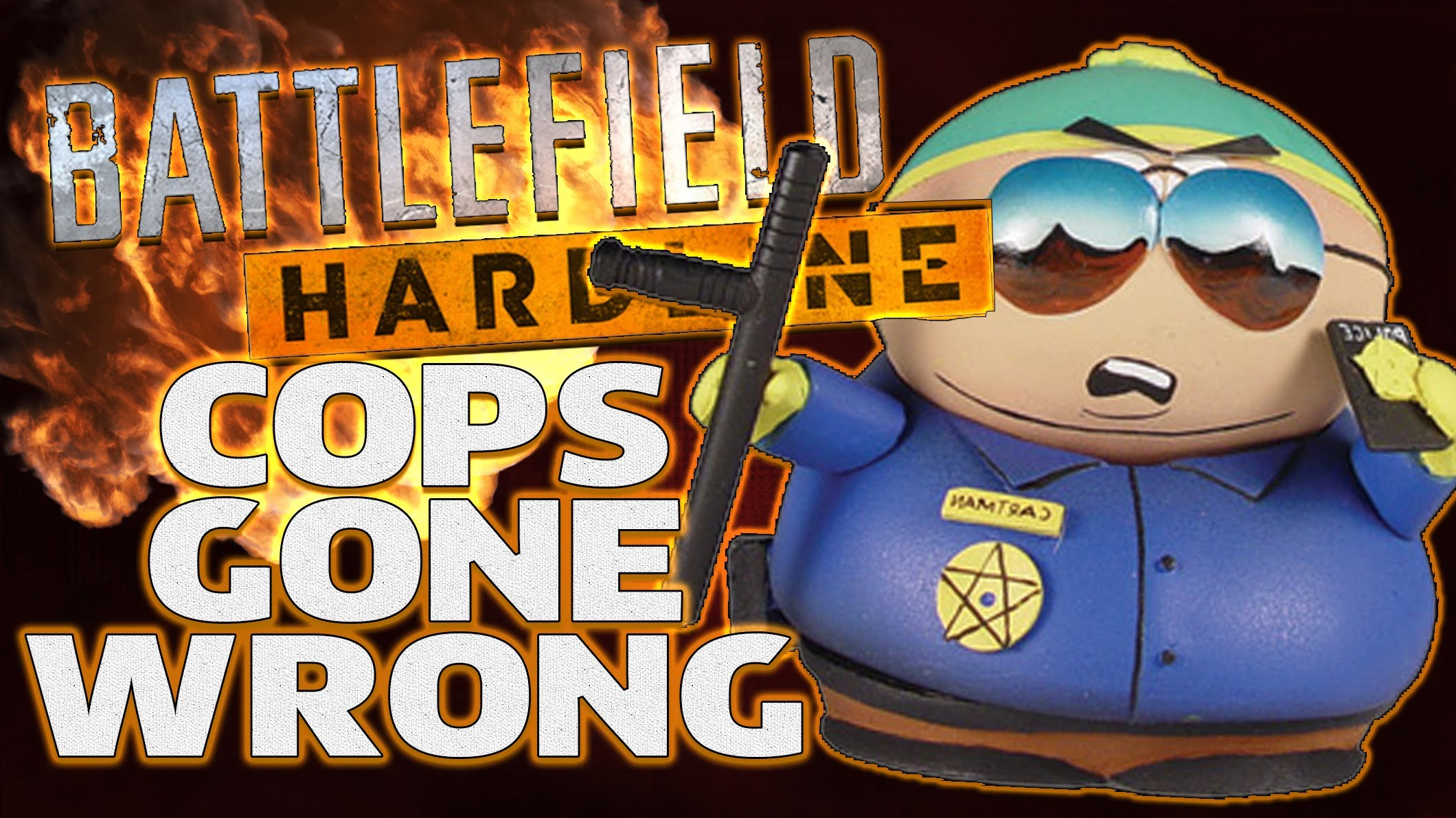 Battlefield hardline clipart royalty free stock Battlefield Hardline