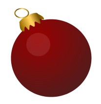Bauble images clipart banner library download Free Christmas baubles Clip Art banner library download