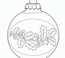 Baubles clipart black and white image stock Christmas baubles clipart black and white 1 » Clipart Portal image stock
