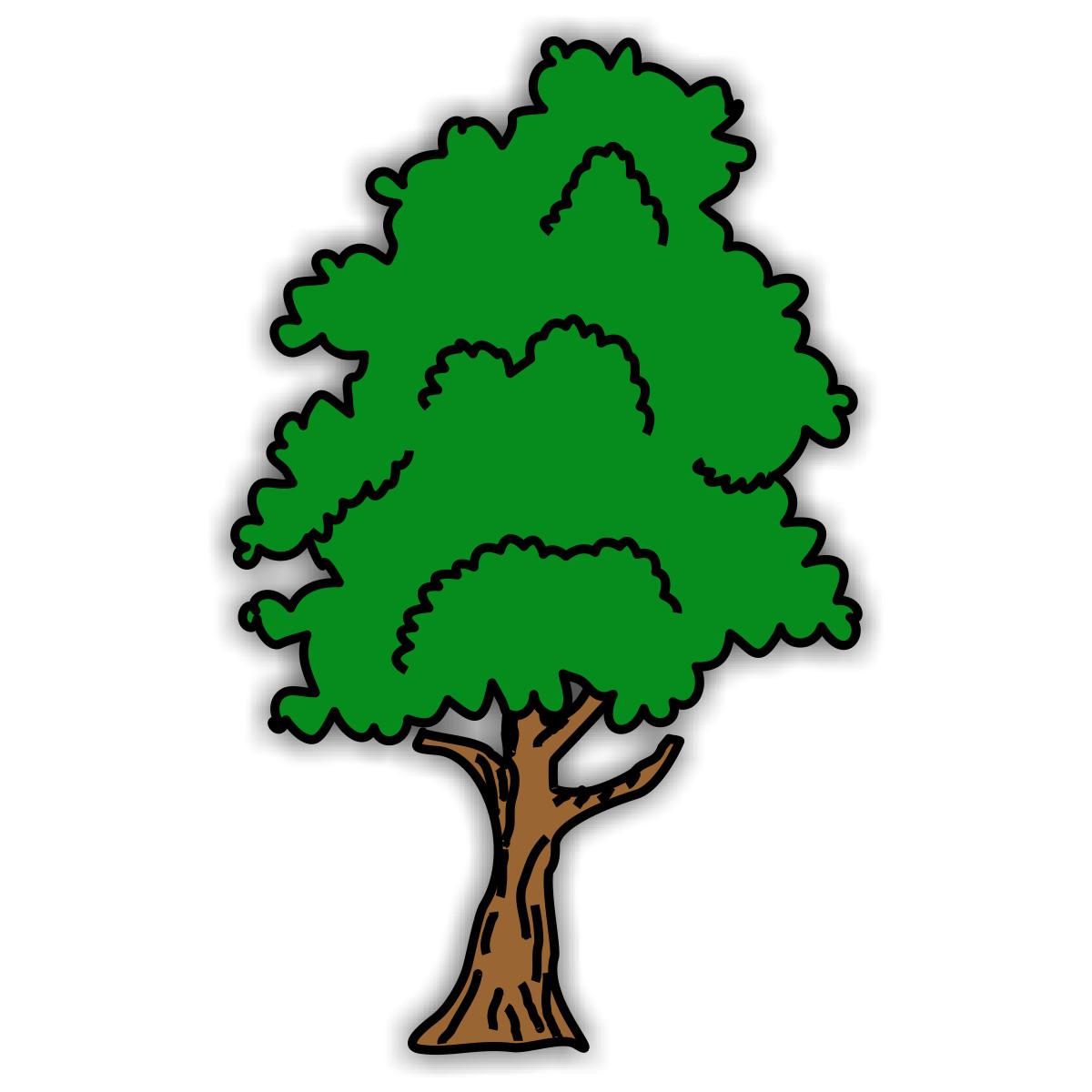 Baum clipart kostenlos clip art library stock Kostenlose Malvorlagen (Window Color Fensterbilder) zum Download clip art library stock