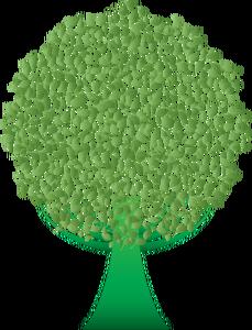 Baum clipart kostenlos.  kostenlose public domain
